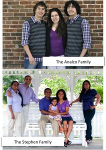 Analco and Stephen Families