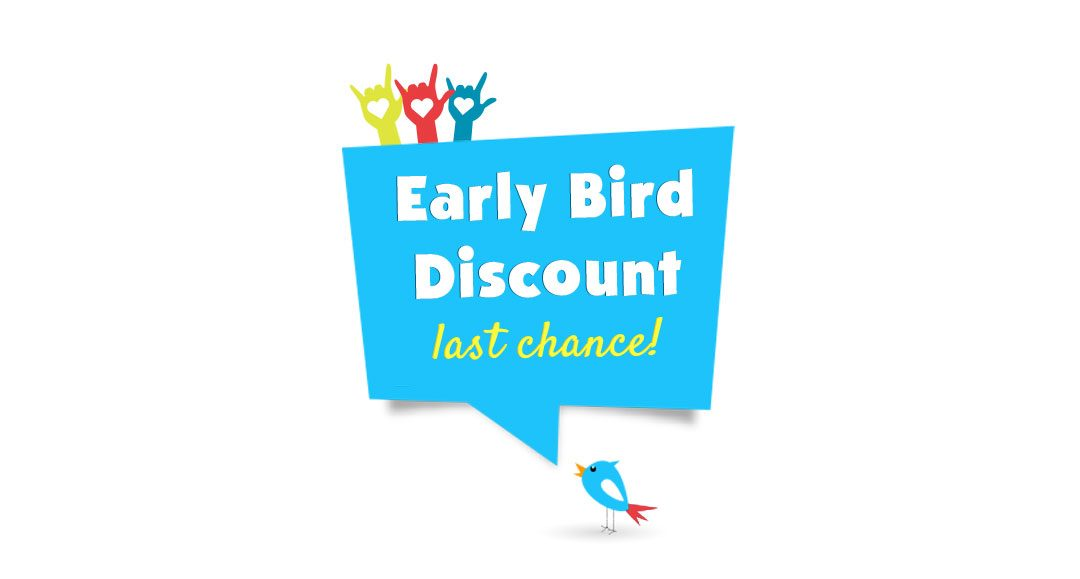 2019 Conference: Last Chance for Early Bird Rates!