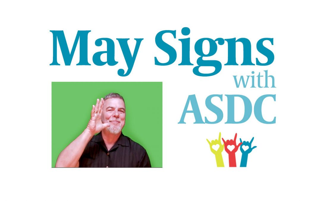 Video: May Signs with ASDC