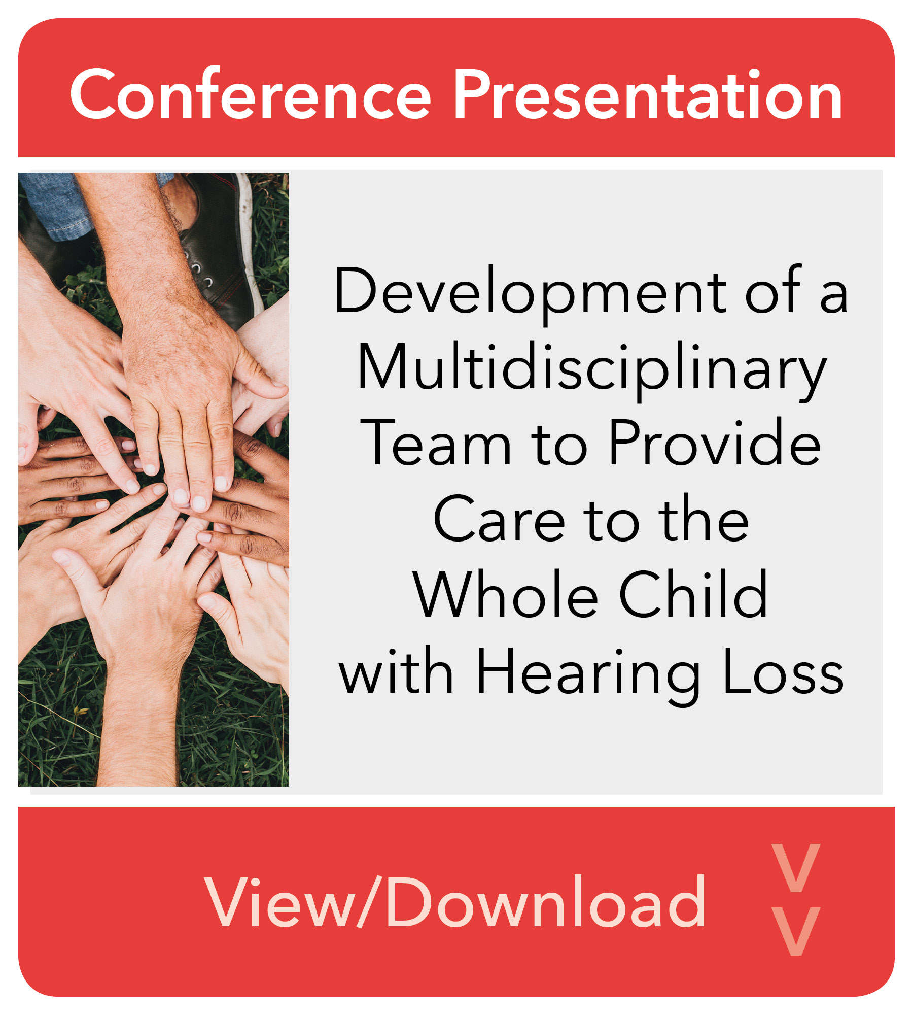 2019 Conference Presentations - American Society for Deaf Children