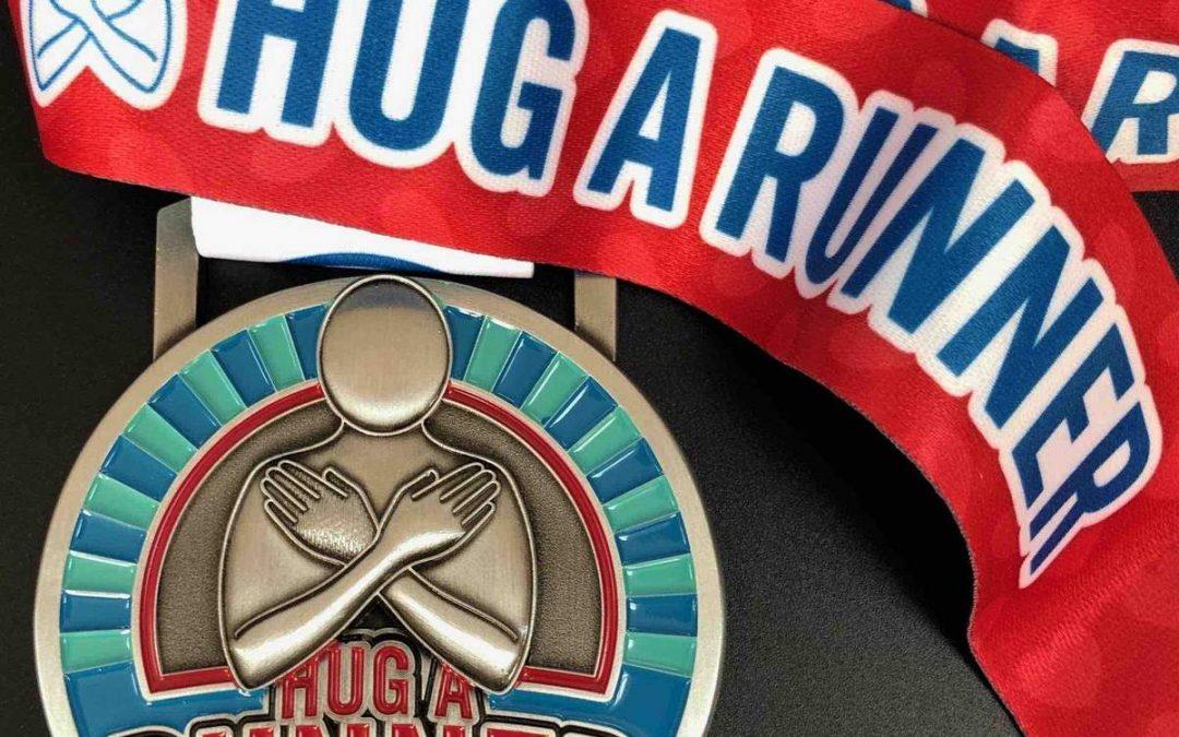 Hug-A-Runner Fundraiser a Success!