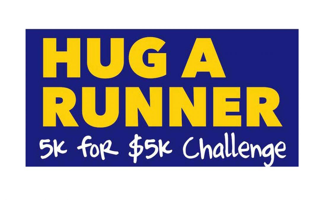 Run 5k and win $500! Hug-A-Runner Fundraiser for ASDC