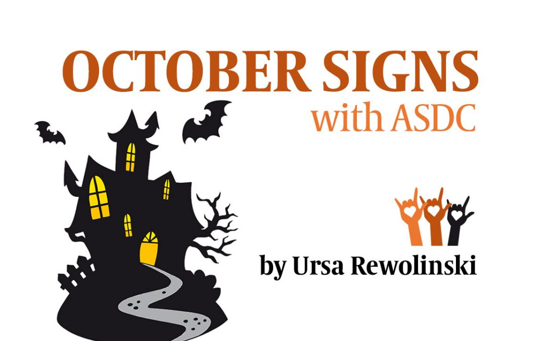 ASL Signs for October – Video
