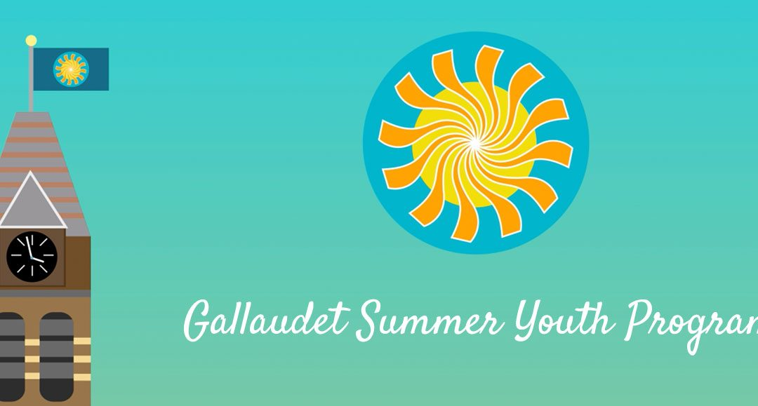 Gallaudet Summer Youth Programs 2020