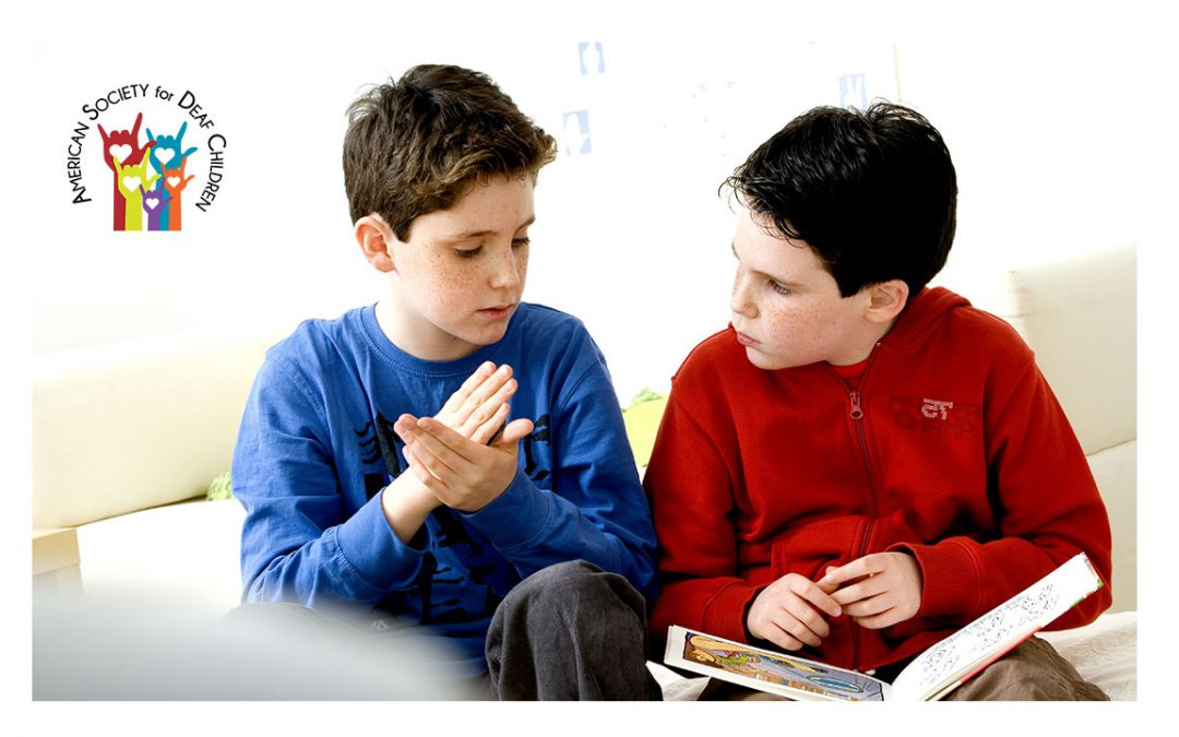 Webinar: Reading to Deaf Children