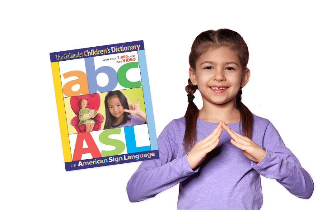 Online ASL Dictionary for Kids