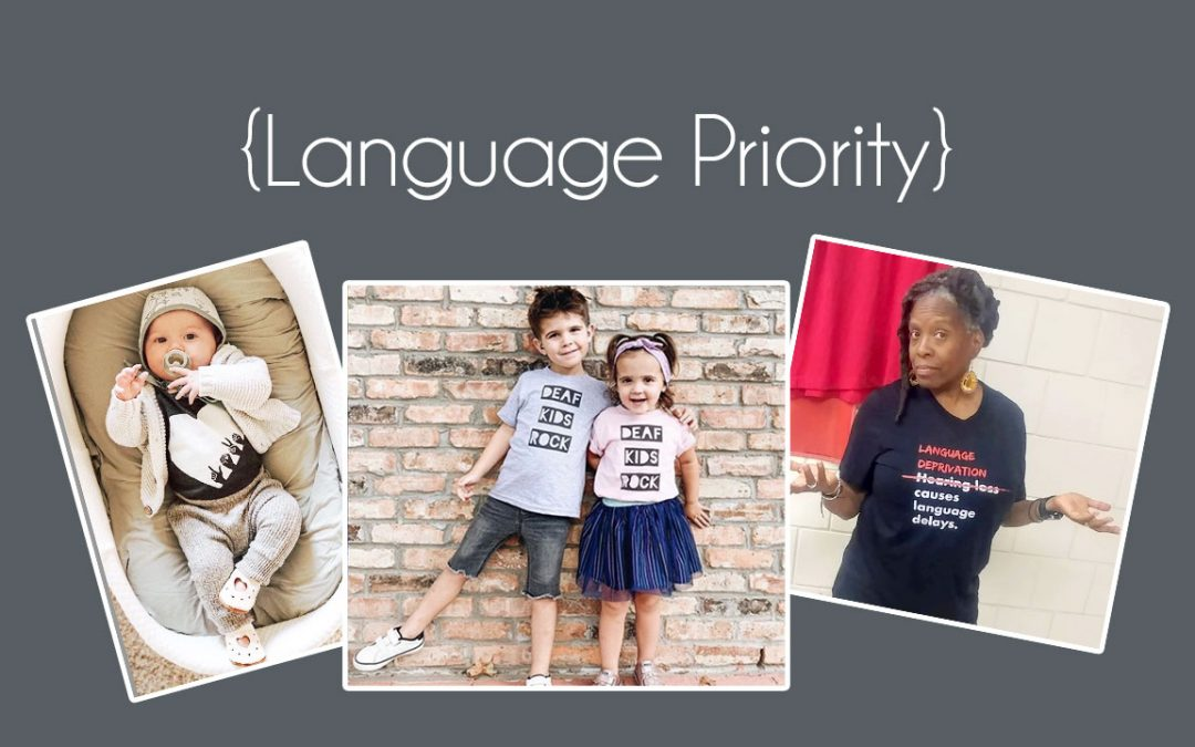Language Priority donates to ASDC