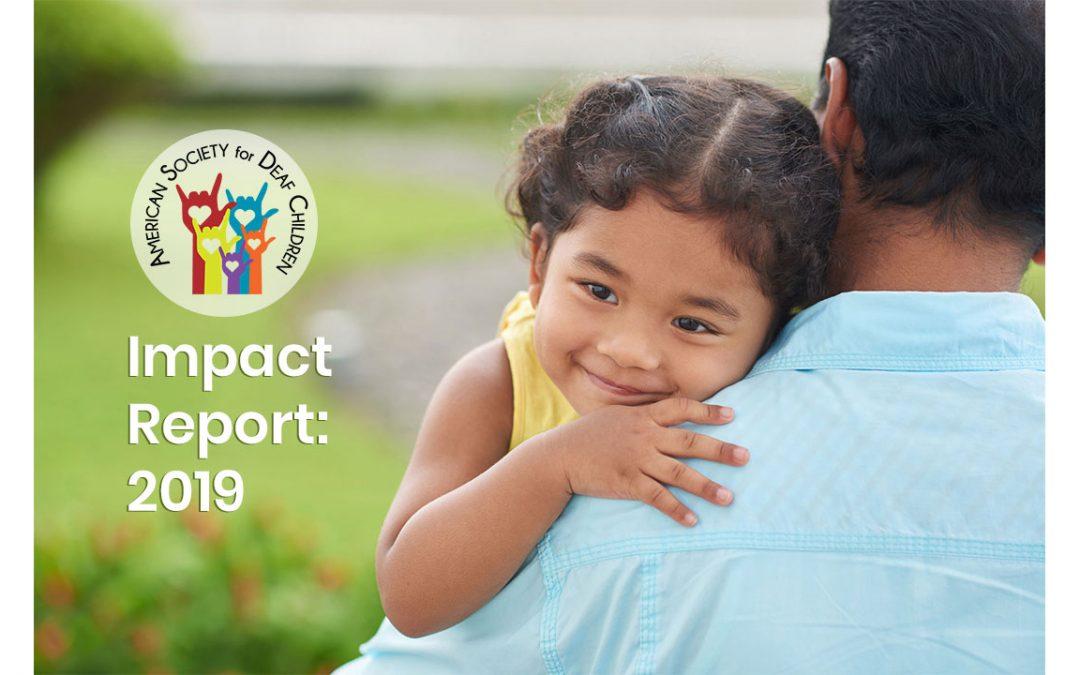 ASDC Impact Report: 2019