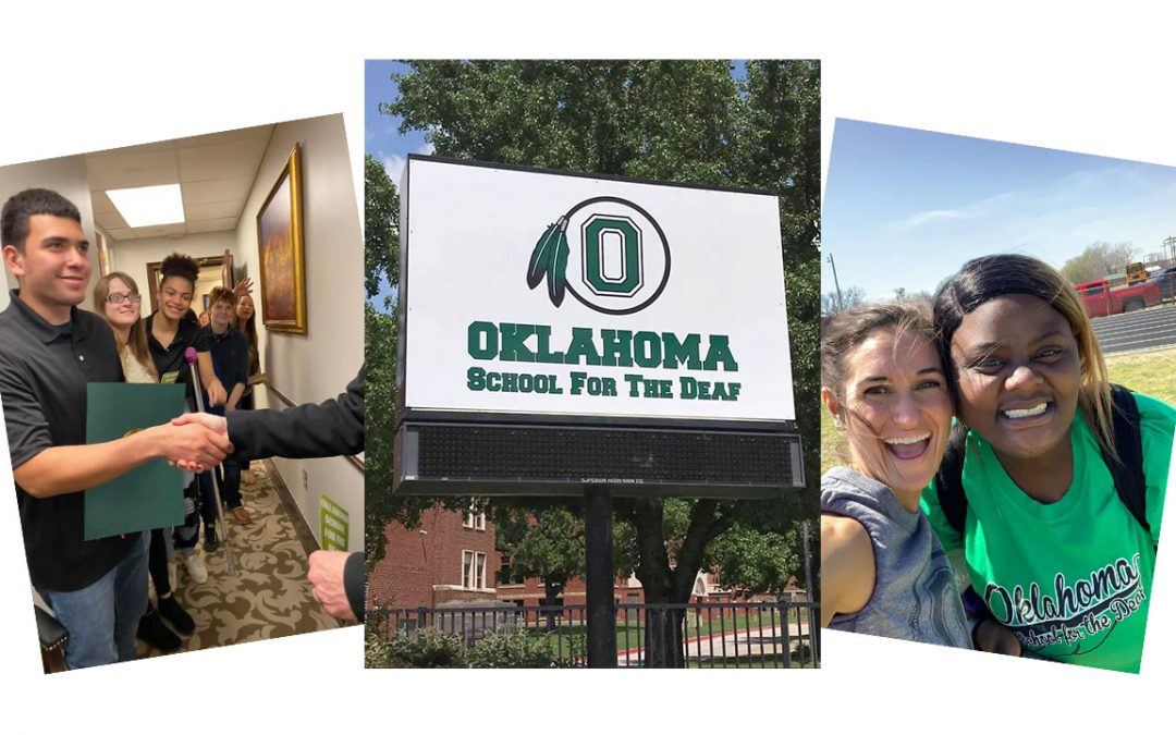 School Member Spotlight: Oklahoma School for the Deaf