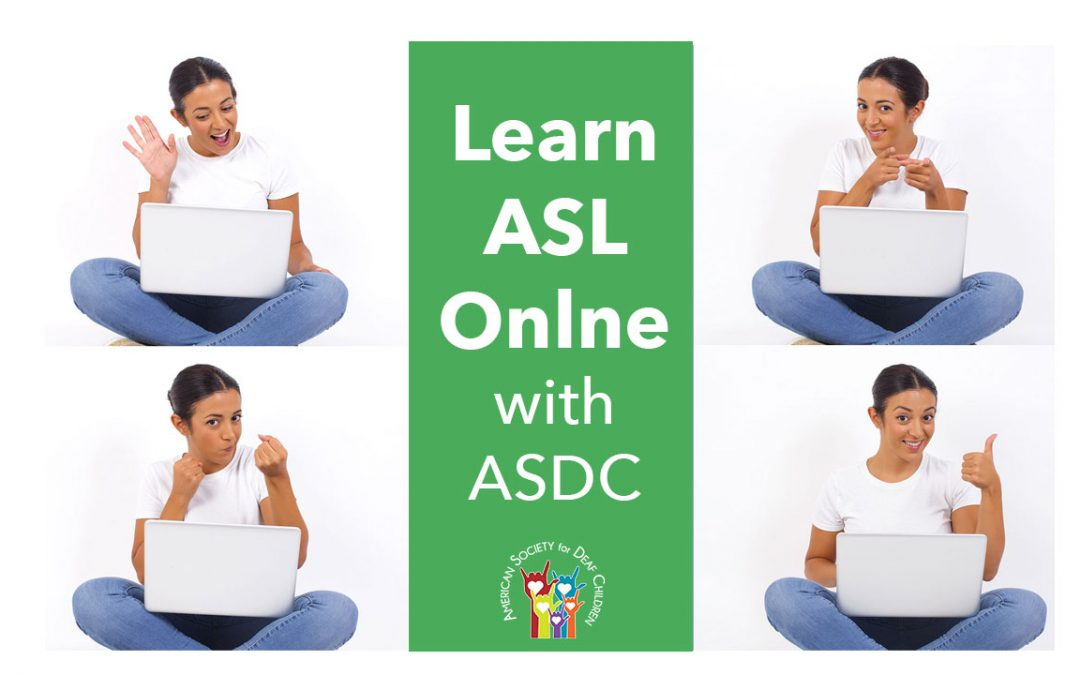 Learn ASL Online! March Classes