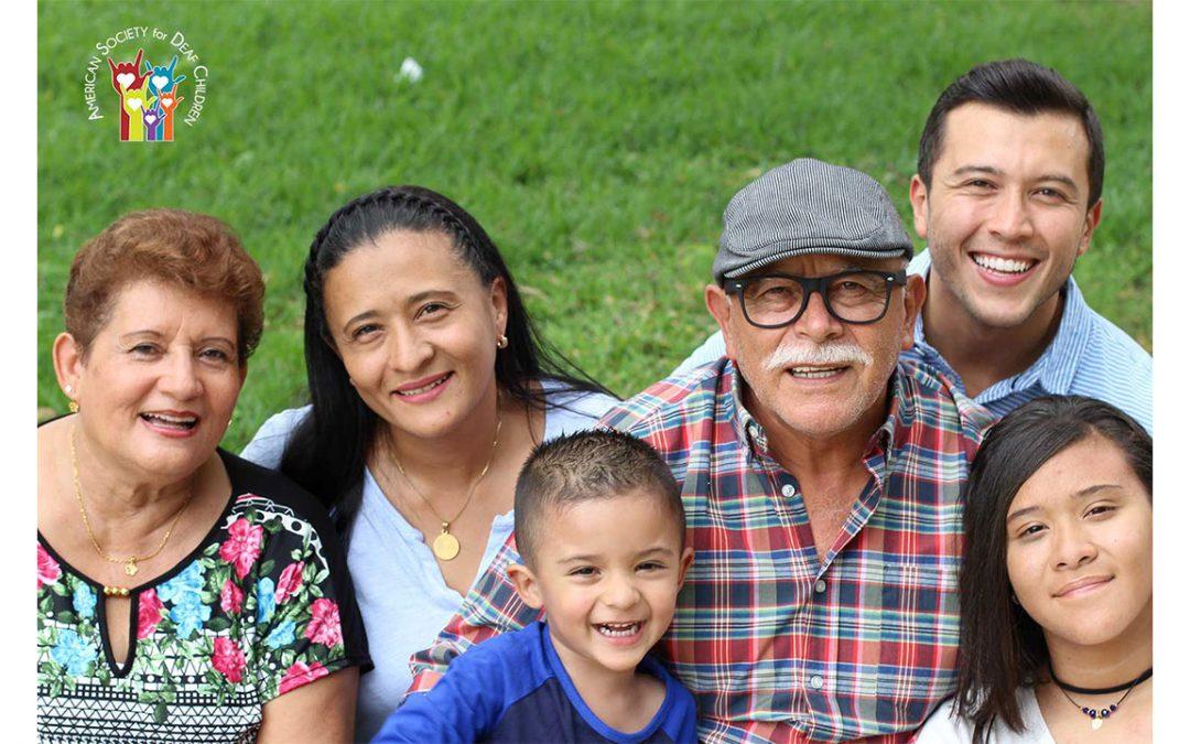 Reunión del Grupo de Padres Latinos – Latino Parent Group Meeting