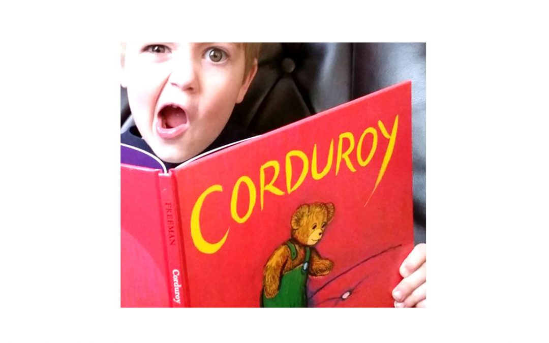 ASL Video of the Week: CORDUROY