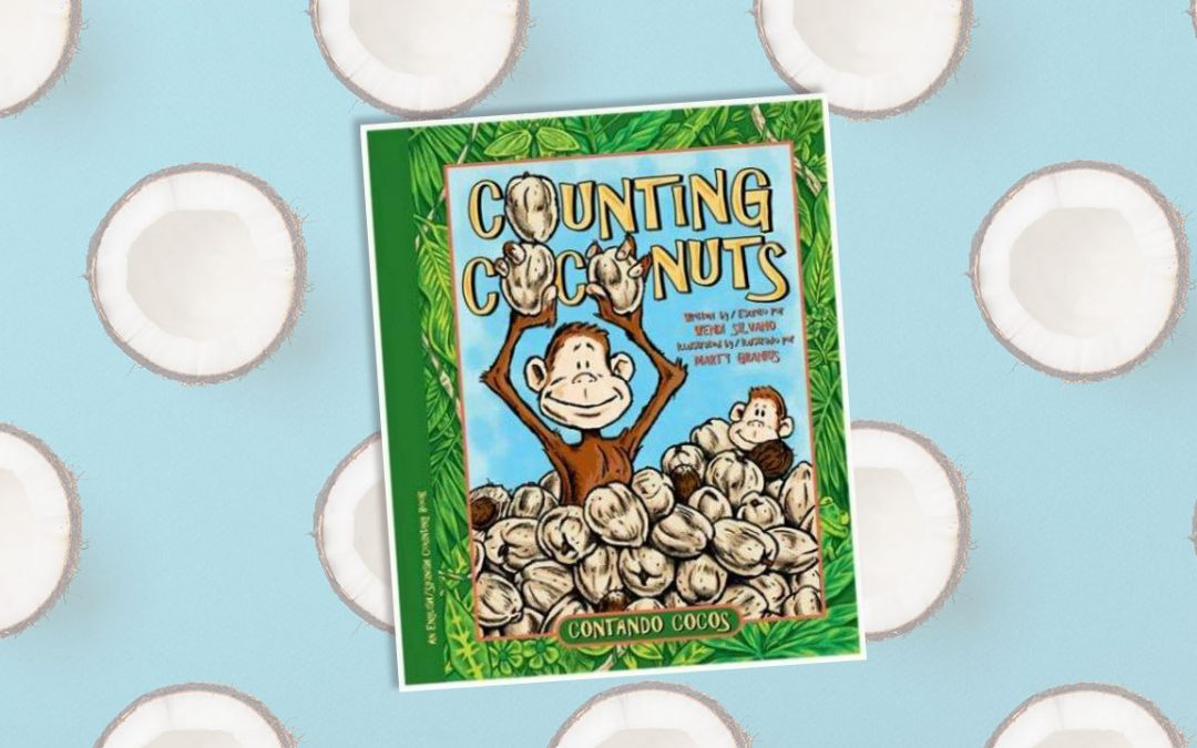 book cover for Counting Coconuts