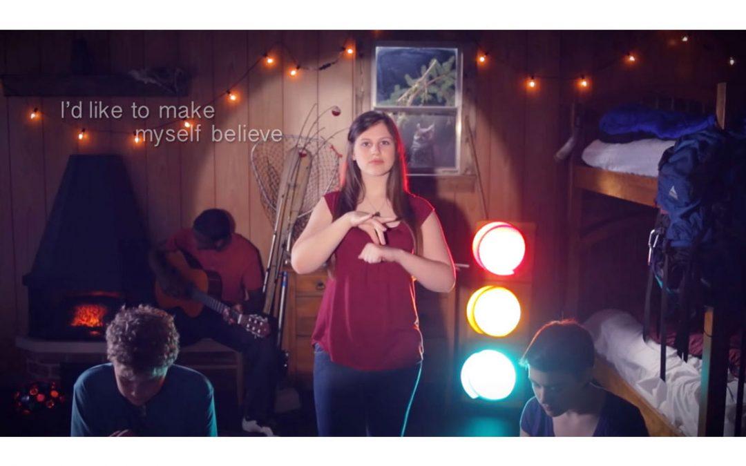 ASL (Music) Video of the Week: FIREFLIES