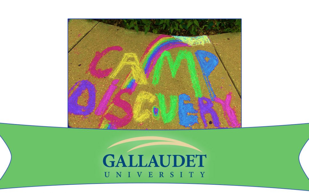 Gallaudet's Summer Camp for Kids 2021