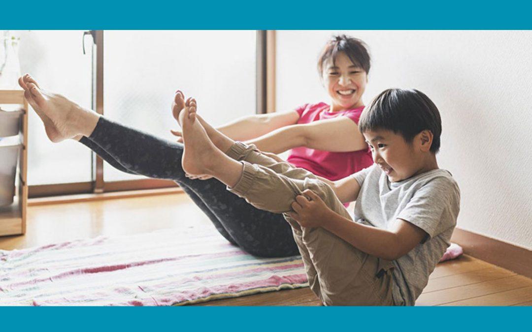 Free Online Kids Yoga with ASL Interpreter